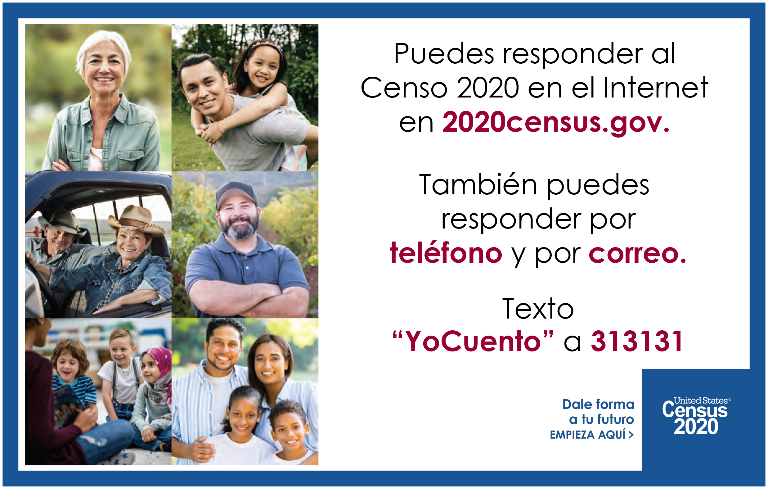 Census spanish promotion
