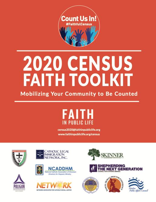 Census Faith Tool Kit Cover